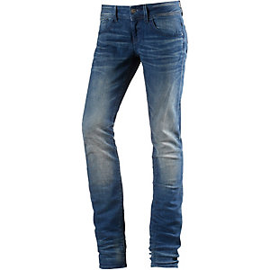 G-Star Lynn Mid Skinny Skinny Fit Jeans Damen dark blue denim