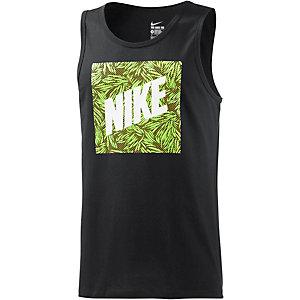 Nike Palm Tanktop Herren schwarz