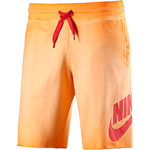 Nike Alumni Shorts Herren orange