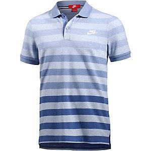 Nike Poloshirt Herren blau