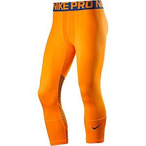 Nike PRO HYPERCOOL Tights Herren orange