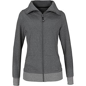 Maria Höfl-Riesch Trainingsjacke Damen grau/meliert