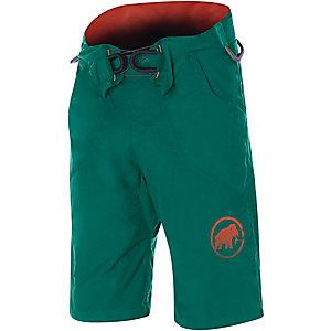 Mammut Realization Shorts grün