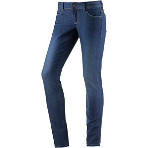 G-Star 3301 Low Super Skinny Skinny Fit Jeans Damen dark denim