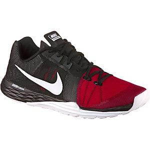 Nike TRAIN PRIME IRON DF Fitnessschuhe Herren rot/schwarz