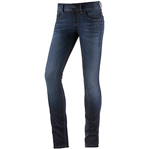 G-Star Lynn Mid Skinny Skinny Fit Jeans Damen dark denim