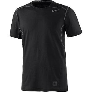 Nike Pro Funktionsshirt Herren schwarz