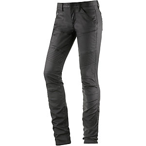 G-Star 5620 Custom Mid Skinny Röhrenhose Damen black denim
