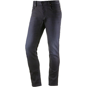 G-Star 3301 Slim Slim Fit Jeans Herren dark denim