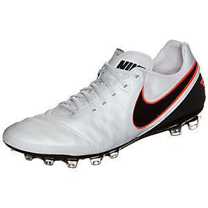 Nike Tiempo Legacy Fußballschuhe Herren grau / schwarz