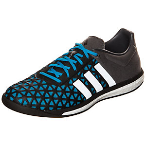 adidas ACE 15.1 Boost Fußballschuhe Herren anthrazit / blau