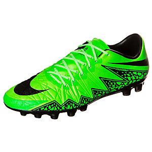Nike Hypervenom Phinish Fußballschuhe Herren neongrün / schwarz