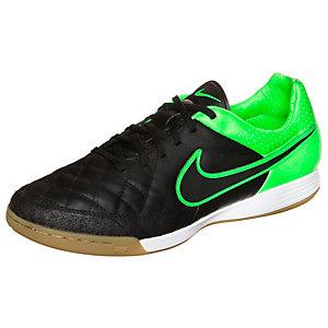 Nike Tiempo Legacy Fußballschuhe Herren schwarz / neongrün