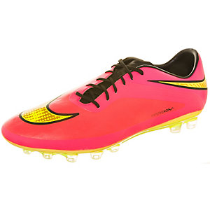 Nike Hypervenom Phatal Fußballschuhe Herren neonrot / gelb