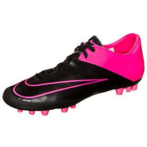 Nike Mercurial Victory V Fußballschuhe Herren schwarz / pink