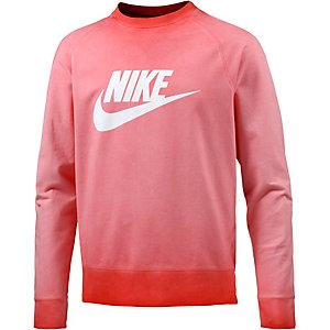 Nike AW77 Sweatshirt Herren rot