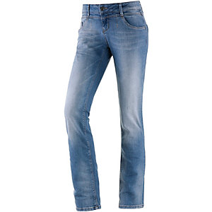 M.O.D Rea Straight Fit Jeans Damen blue denim