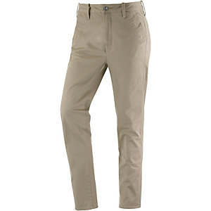 G-Star Bronson Low Boyfriend Chinohose Damen beige