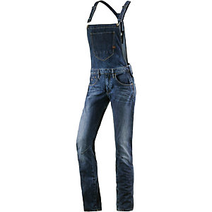 G-Star Arc 3D BF Overall Latzhose Damen dark blue denim