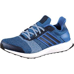 adidas Ultra Boost ST Laufschuhe Herren blau