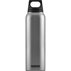 SIGG Hot&Cold Trinkflasche silberfarben