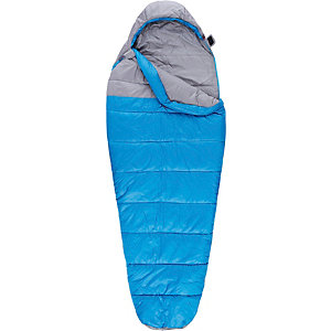 The North Face Aleutian 20/-7 Kunstfaserschlafsack blau/grau