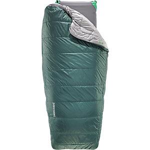 Therm-A-Rest Apogee Kunstfaserschlafsack grün/grau