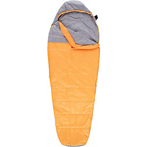 The North Face Aleutian 35/2 Kunstfaserschlafsack orange/grau