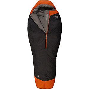 The North Face Inferno -29 Daunenschlafsack dunkelgrau/orange