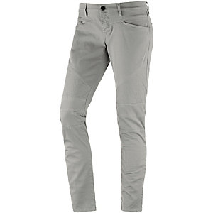 REPLAY Winaryde Röhrenhose Damen grey denim
