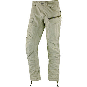 G-Star Rovic zip 3D tapered Cargohose Herren washed green