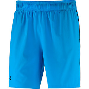 Under Armour HeatGear Mirage Funktionsshorts Herren blau