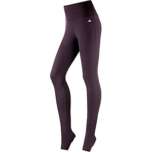 adidas Tights Damen aubergine