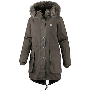 Bench Wolfish B Parka Damen khaki/anthrazit