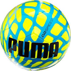 PUMA evoSpeed Fußball gelb/blau