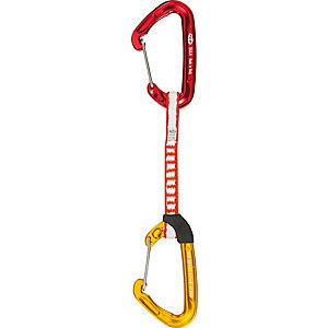 Climbing Technology Fly-Weight Pro Set Expressen rot/goldfarben