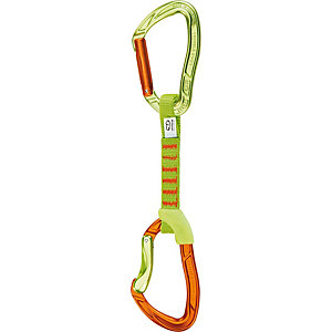 Climbing Technology Nimble Evo Set NY Expressen orange/grün