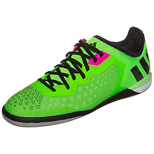 adidas ACE 16.1 Court Fußballschuhe Herren lime / schwarz