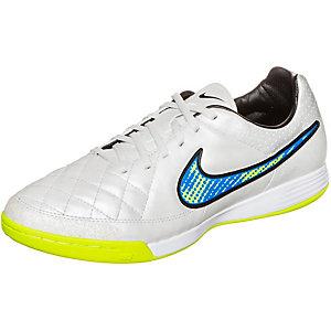 Nike Tiempo Legacy Fußballschuhe Herren weiß / lime / blau