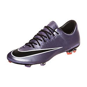 Nike Mercurial Vapor X Fußballschuhe Kinder flieder / schwarz