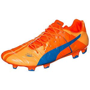 PUMA evoPOWER 1 Head To Head Fußballschuhe Herren blau / orange