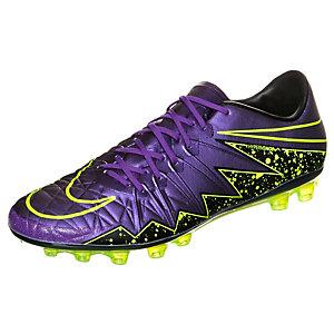 Nike Hypervenom Phinish Fußballschuhe Herren lila / neongelb