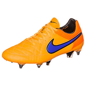 Nike Tiempo Legend V Fußballschuhe Herren orange / lila