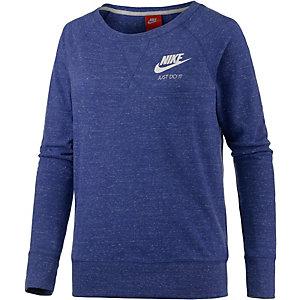 Nike Sweatshirt Damen dunkelblau