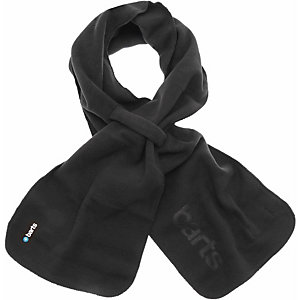 Barts Fleece Schal Kinder schwarz