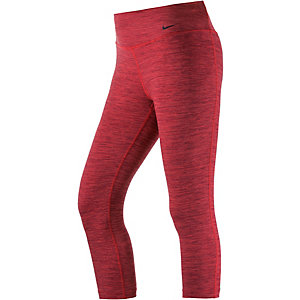 Nike Legend Tights Damen rot/dunkelrot