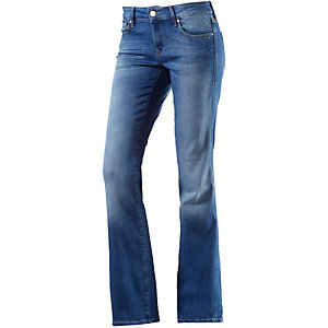 Mavi Bella Bootcut Jeans Damen blue denim