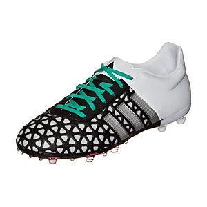 adidas ACE 15.1 Fußballschuhe Kinder schwarz / weiß