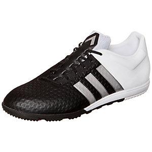 adidas ACE 15+ Primeknit Cage Fußballschuhe Herren schwarz / weiß