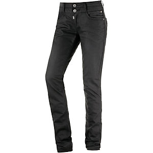 TIMEZONE Enya TZ Skinny Fit Jeans Damen dark coated denim
